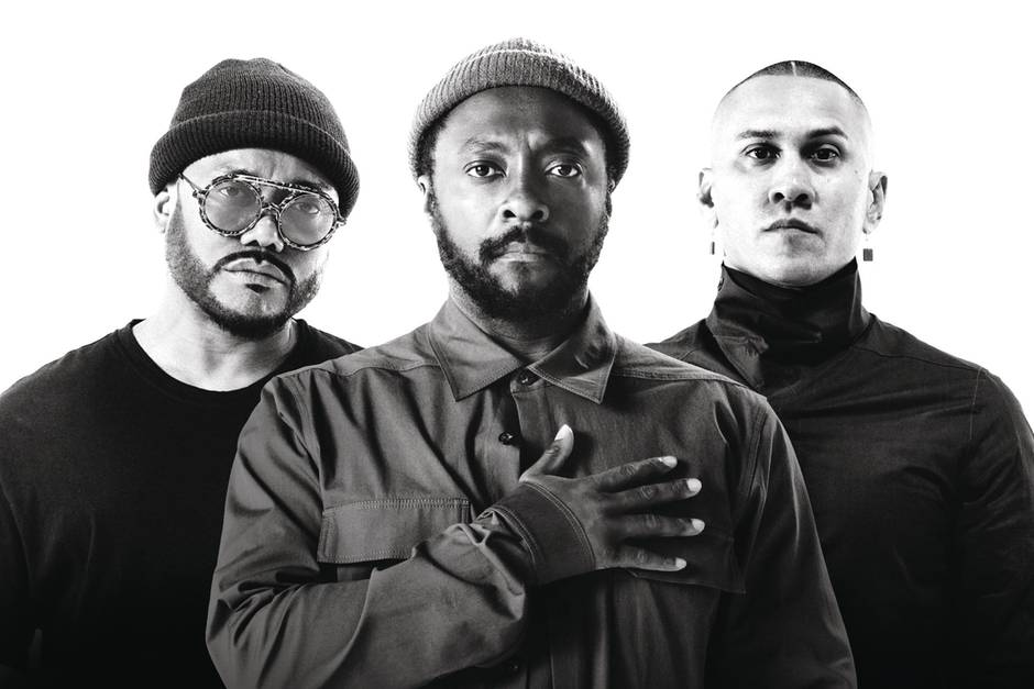 Apl.de.ap, Will.i.amund Taboo von den Black Eyed Peas