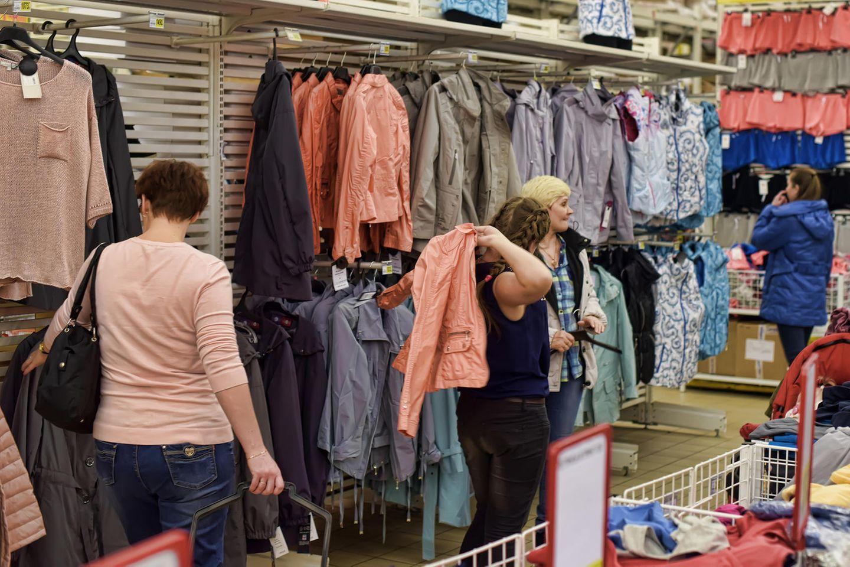 Über ein Supermarktbild streitet das Netz