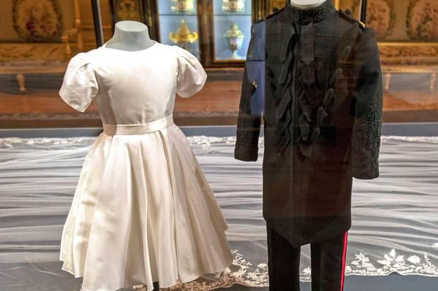 Herzogin Meghan : Ihr Hochzeitskleid schmückt jetzt eine Ausstellung