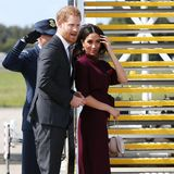 Tag 12  Die Reise für Prinz Harry und Herzogin Meghan geht weiter nach Neuseeland.