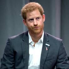 Prinz Harry soll auch mal laut werden können