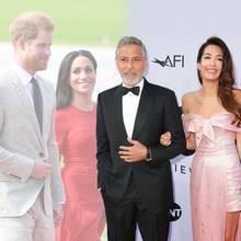Amal und George Clooney packen über die Hochzeitsfeier von Prinz Harry und Herzogin Meghan aus
