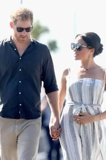 Prinz Harry und Herzogin Meghan stehen vor einer neuen Aufgabe: Sie werden zum ersten Mal Eltern.