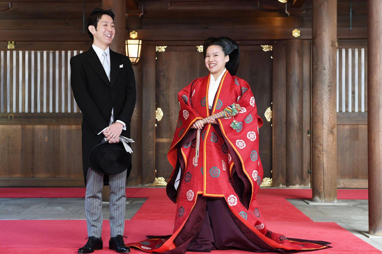 Kei Moriya + Prinzessin Ayako