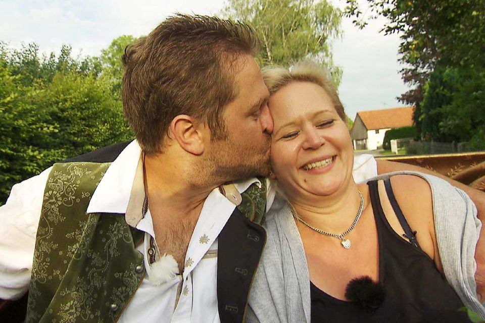 Bauer sucht Frau – Stephan, Steffi