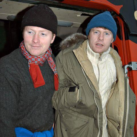Joey und Jimmy Kelly