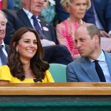 Herzogin Catherine + Prinz William sind ein starkes Team