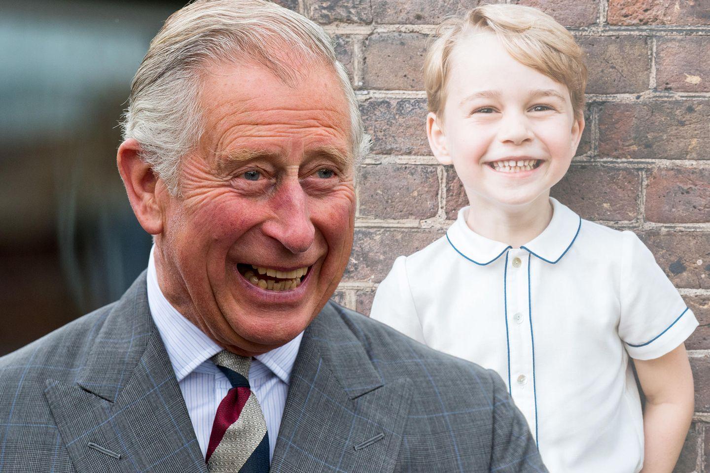 Prinz Charles, Prinz Louis