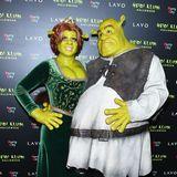 Ach du Shrek, Heidi Klum!Jedes Jahr feiert Heidi Klum eine Riesenparty an Halloween - und ihr jeweiliger Partner muss mitmachen. Dieses Jahr trifftes erstmals Tom Kaulitz. Das Paar verkleidetsich als grüne Oger - und ist kaum zu erkennen.