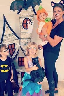 Prinzessin Madeleine, Prinzessin Adrienne, Prinz Nicolas + Prinzessin Leonore