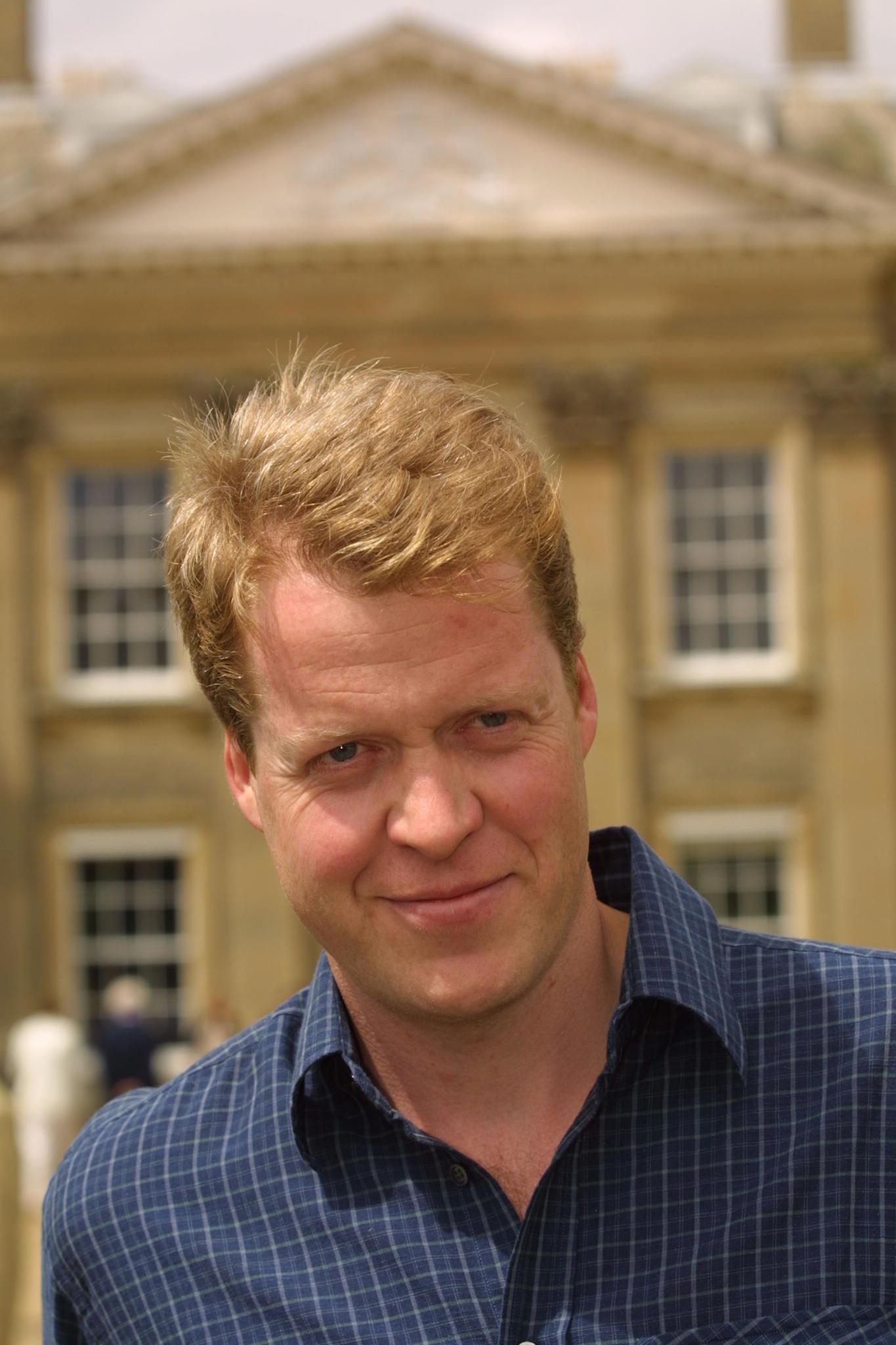 Charles Spencer, 2001.