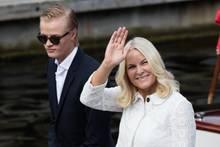 Marius Borg Høiby und Prinzessin Mette-Marit