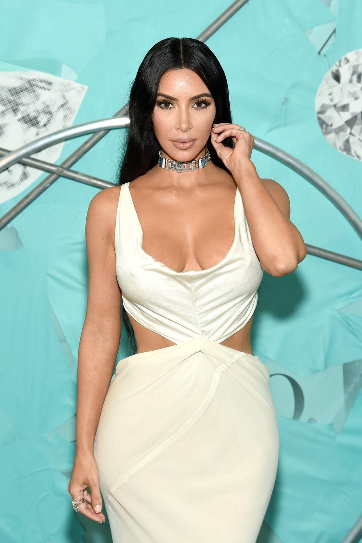 Kim Kardashian als Pamela Anderson-Double: Wiederholt greift sie mit ihrem Halloween-Kostüm daneben