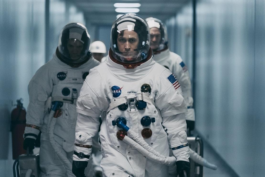 """Ryan Gosling in """"Aufbruch zum Mond"""" als Astronaut Neil Armstrong"""