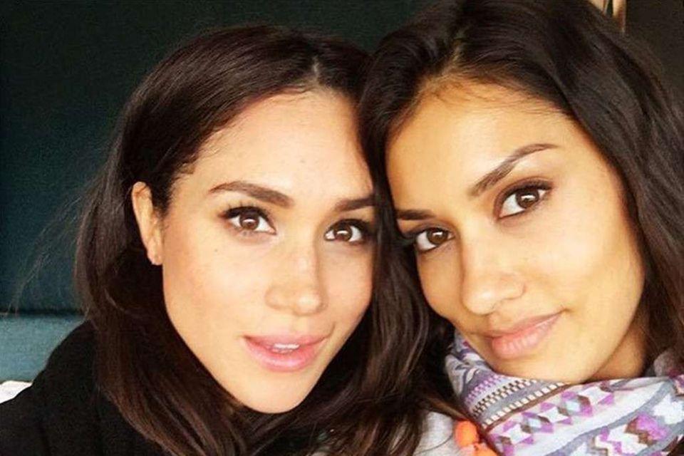 HerzoginMeghan und Janina Gavankar sind seit 15 Jahren befreundet