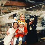 Stolz präsentiert Vollblutmama Katherine Heigl die schönen Kostüme ihrer Kids auf Instagram.