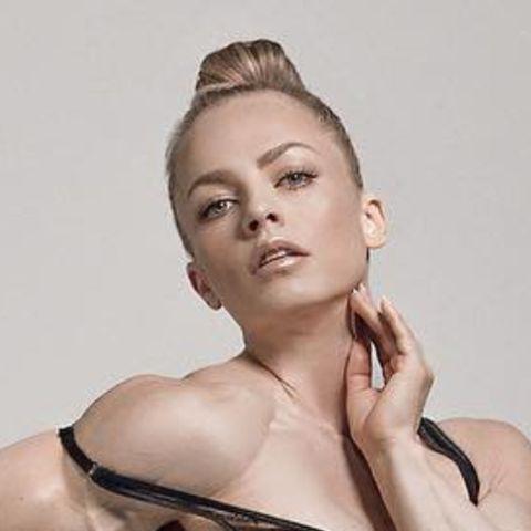 Carina Møller-Mikkelsen: Von der Bodybuilderin zum Curvy Model