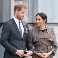 Prinz Harry + Herzogin Meghan