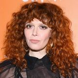 "Als wilde, rote Zora begeistert ""OITNB""-Star Natasha Lyonne bei einer Charity-Party in New York."