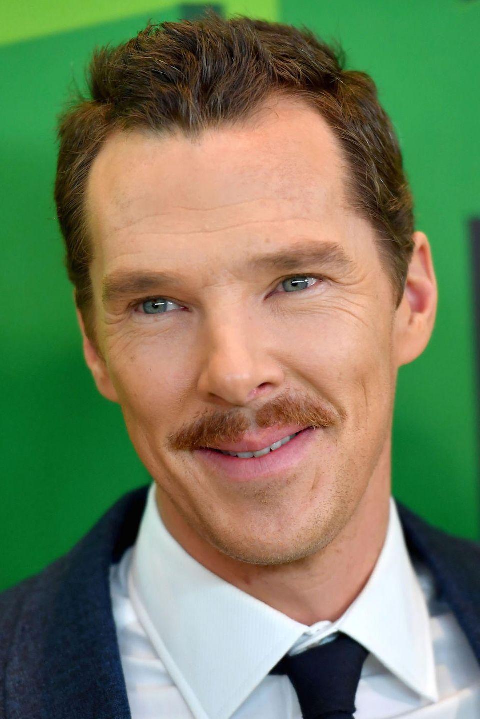 3. November 2018  Für die Fans dürfte seinLook allerdings überraschend sein, jetzt können sie Benedict mit nagelneuem Schnurrbart anhimmeln.