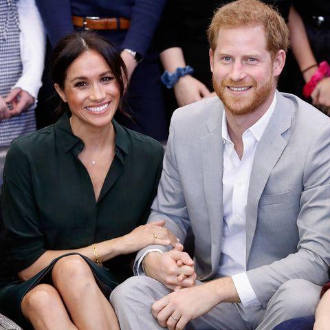 Herzogin Meghan und Prinz Harry engagieren für ihr neues Heim in den Cotwolds prominente Innenarchitektin