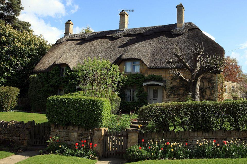 Meghan und Harrys Landsitz liegt in den britischen Cotswolds, einer landschaftlich wunderschönen Region