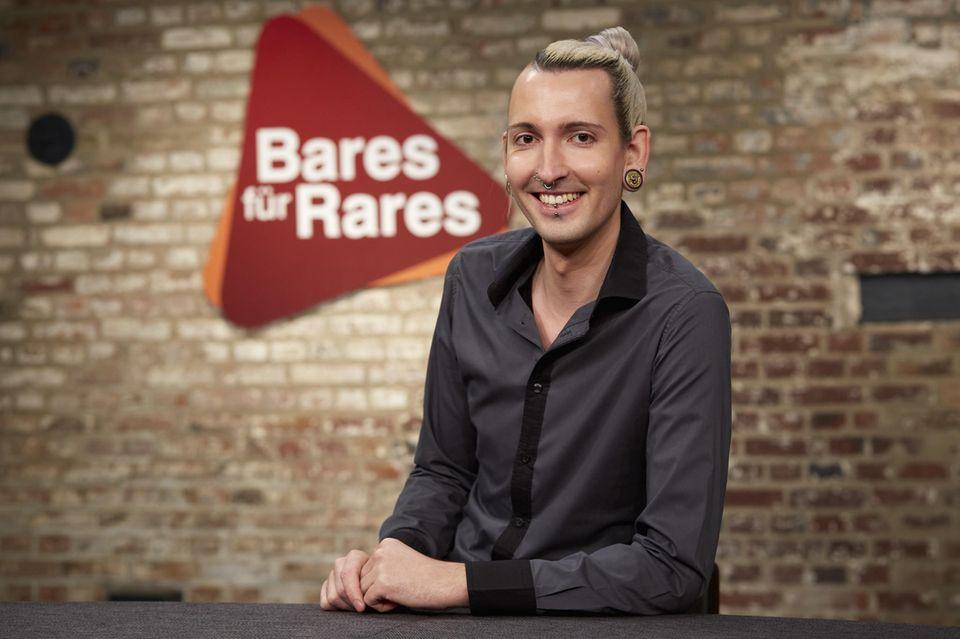 Bares für Rares - Fabian Kahl