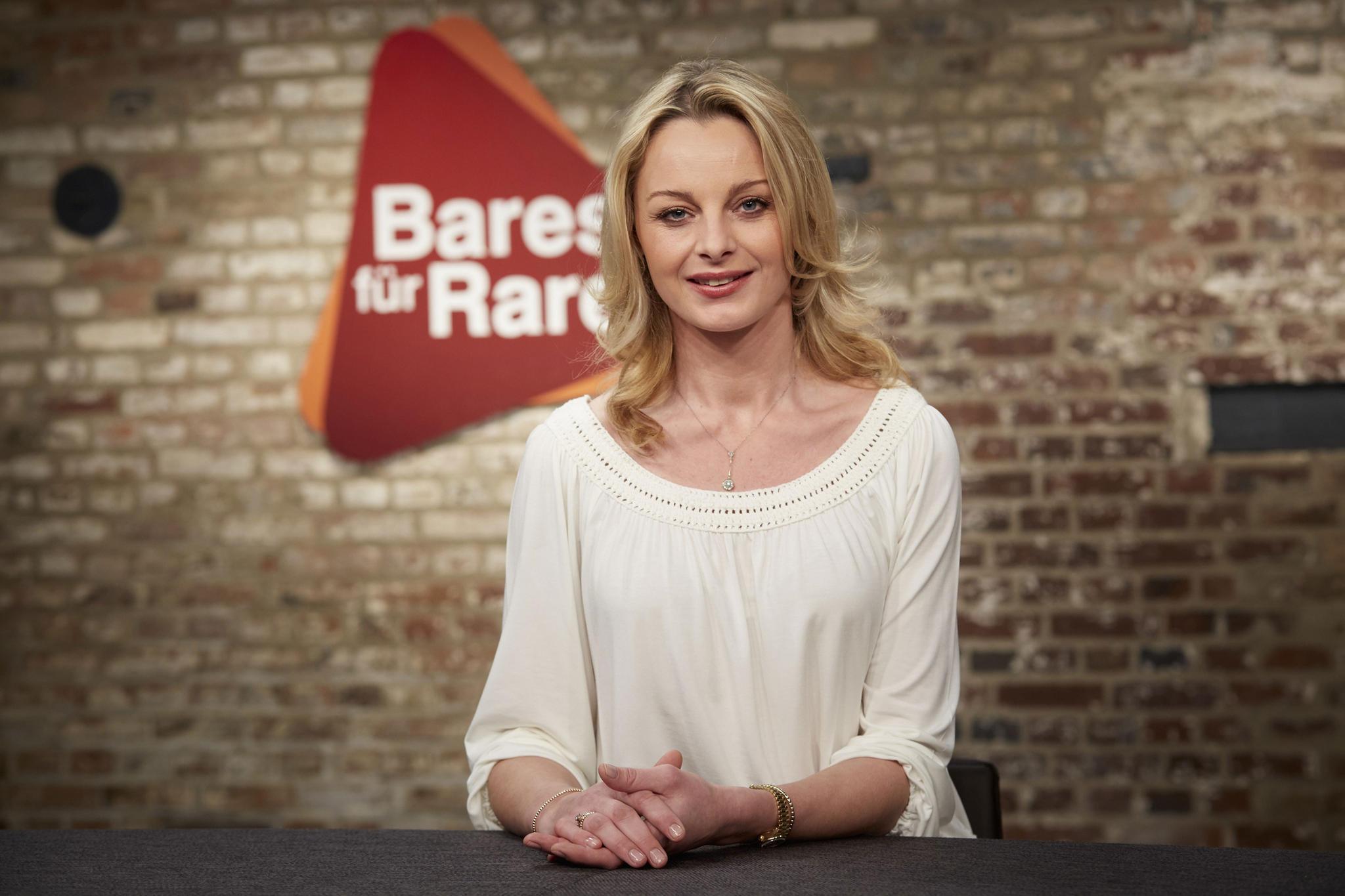 """""""Bares für Rares"""": Händlerin Susanne Steiger"""