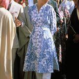 ... nahezu einen Style von Lady Diana aus 1997.