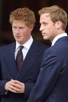 Prinz Harry + Prinz William