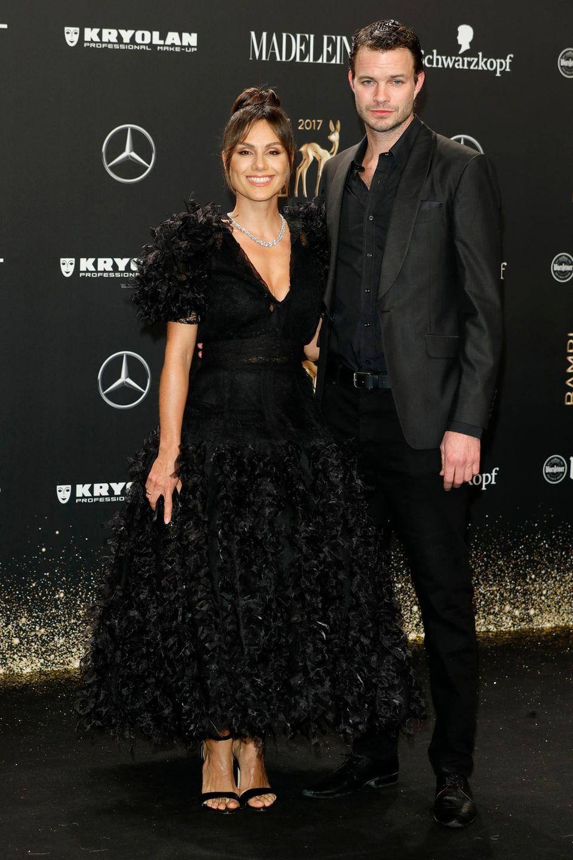 Nazan Eckes und Julian Khol sind seit sechs Jahren verheiratet.