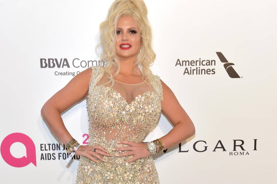 Sophia Vegas: Endlich sieht man ihren Babybauch
