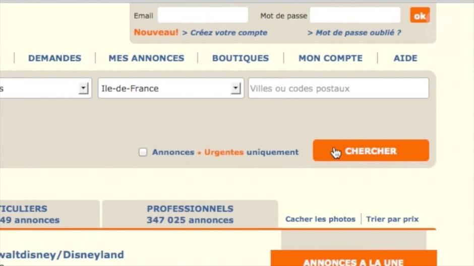 Frankreich: Was dieser Mann auf Ebay anbietet, macht sprachlos