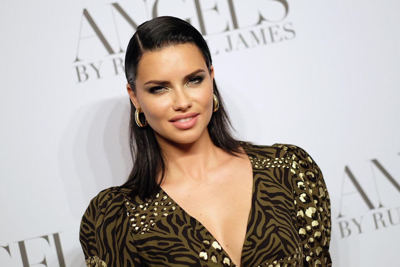 Adriana Lima - letzte Victoria's Secret Show?