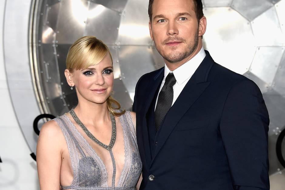 Chris Pratt: Scheidung von Anna Faris verlief freundschaftlich