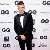 Orlando Bloom bringt Hollywood-Glamour in die Hauptstadt. Er wird als Schauspieler und Stil-Vorbild ausgezeichnet.