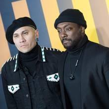 Die Black Eyed Peas touren aktuell durch Europa.
