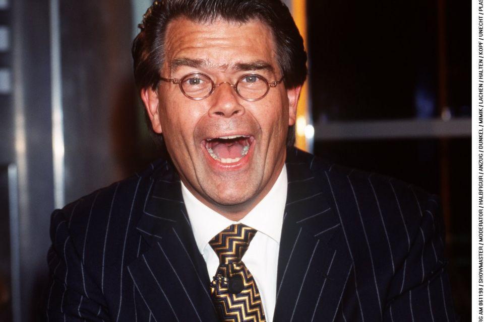 """""""Tschakka! Du schaffst es!"""" hießEmile Ratelbands Schlachtruf, der sich in das Gehirn vieler TV-Zuschauer brannte. Mit der gleichnamigen """"RTL 2""""-Show war er 13 Folgen lang, von 1998 bis 1999, auf Sendung"""