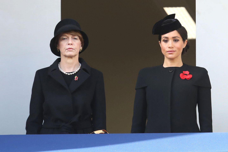 Herzogin Meghan und Elke Büdenbender