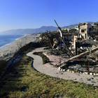 An incredible imagination for many homeowners in the fragile Malibu resort on the Pacific Coast: hundreds of bills have been burned, including stars such as Gerard Butler, Miley Cyrus, Robin Thicke and Shannon Doherty.