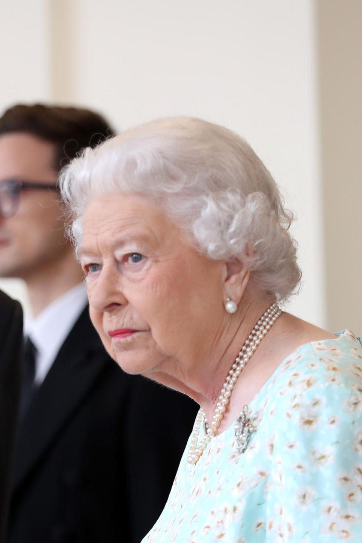 Prinz Philip +Queen Elizabeth II.
