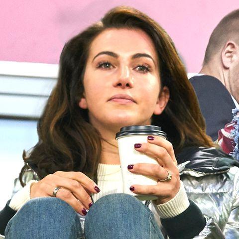 Lisa Müller,Wahiba Ribéry.