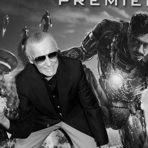 Stan Lee ist mit 95 Jahren in Los Angeles verstorben