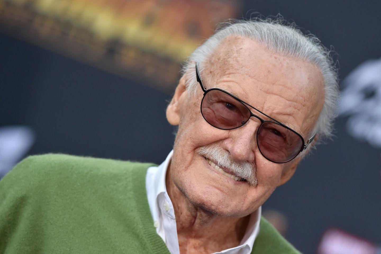 Stan Lee - So verabschieden ihn die Stars