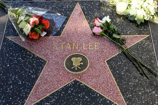 Stan Lee - Abschied