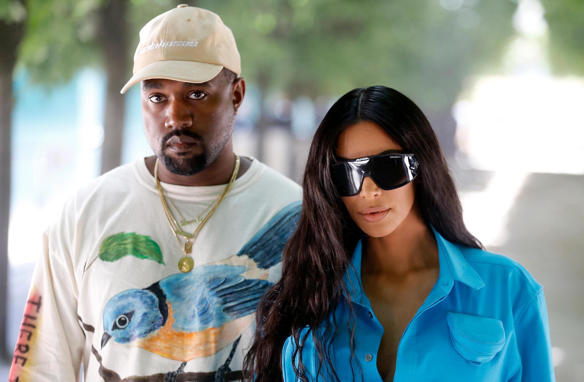 Kim Kardashian und Kanye West: Sie bezahlten eine private Feuerwehr