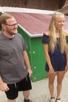 """Jungbauer Matthias darf in der fünften Folge """"Bauer sucht Frau"""" Tayisiyas Zwillingsschwester Yana kennenlernen."""