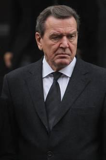 Gerhard Schröder + Doris Schröder-Köpf