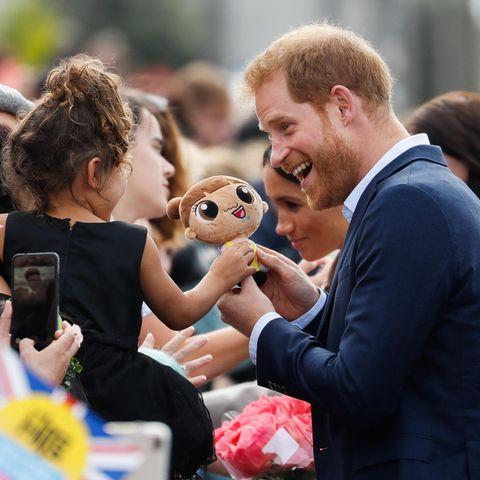 Prinz Harry - der Prinz, den das Volk liebt