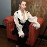 """Miley Cyrus ist """"total erschüttert"""" von den Ereignissen."""